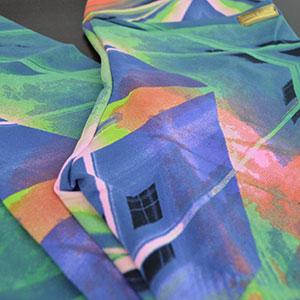 Colorido Formas Abstratas