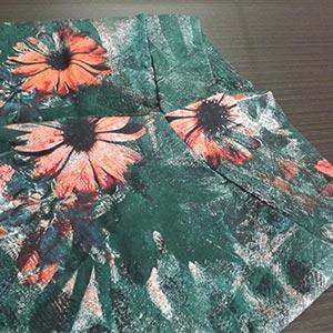 Verde Flor Coral