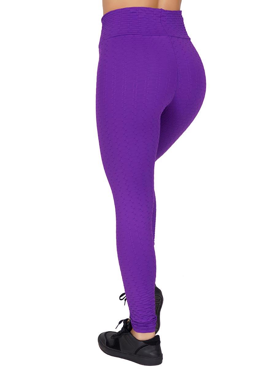 Calça Legging Bolha Lisa