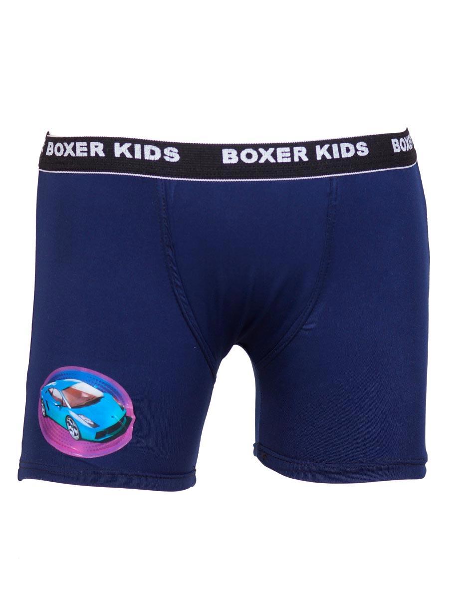 Cueca Boxer Infantil Lisa
