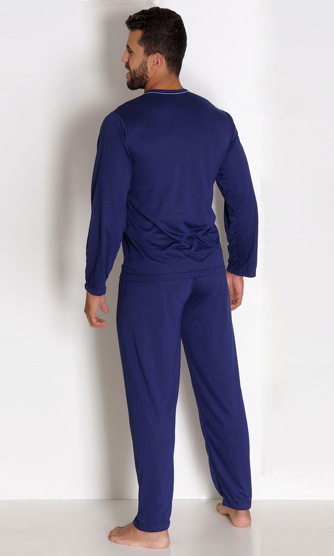 Pijama em Malha Adulto