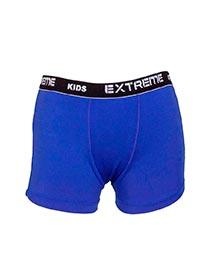 Cueca Boxer Infantil Microfibra Lisa
