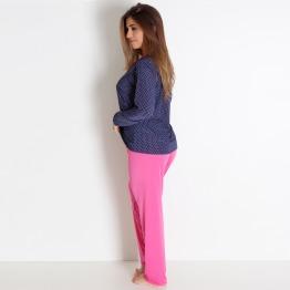 Pijama Feminino Comprido